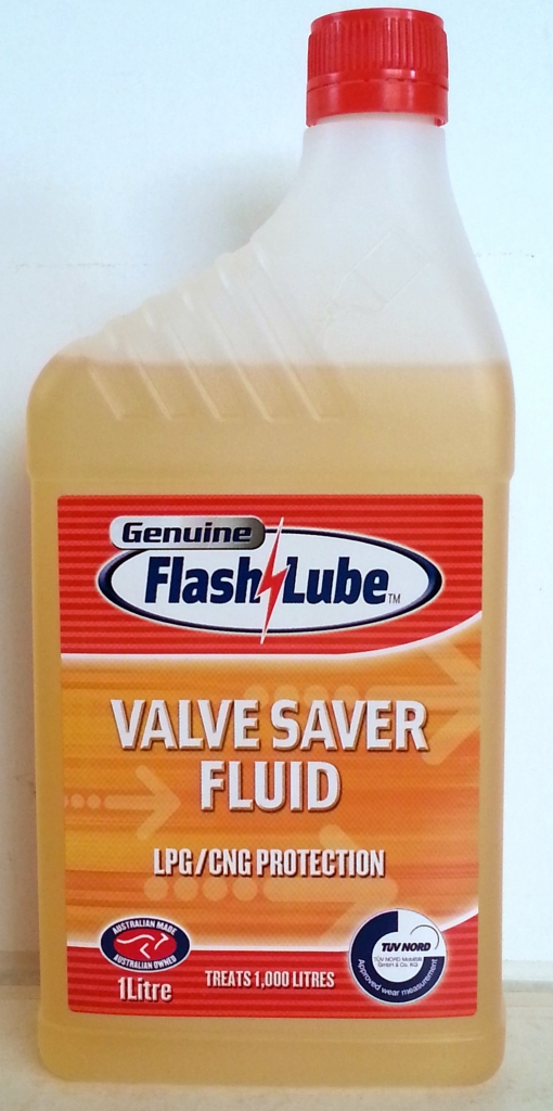 Flashlube Valve Saver Fluid - 1 litr