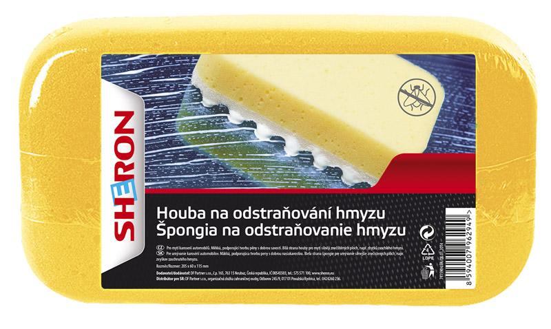 SHERON Houba na odstranění hmyzu - 1 ks