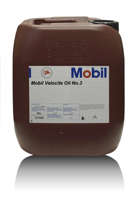 Mobil Velocite No.3 - 20L