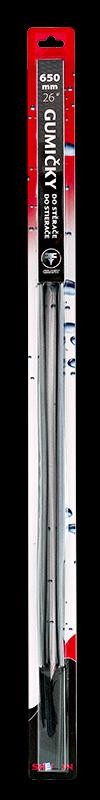 SHERON náhradní gumičky 650 mm 2 ks - 1 balení