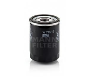 Olejový filtr MANN W713/16 - 1 ks