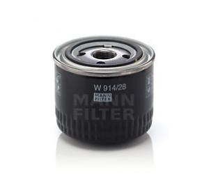 Olejový filtr MANN W914/28 - 1 ks