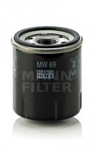 Olejový filtr MANN MW68 - 1 ks