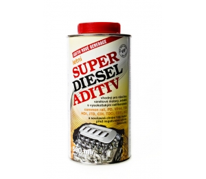 Vif super diesel aditiv aditiva do nafty letní - 6x500 ml