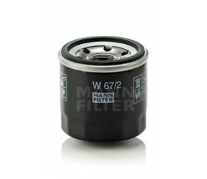 Olejový filtr MANN W67/2 - 1 ks