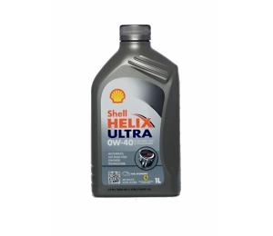 Shell Helix Ultra 0W-40 - 1 litr