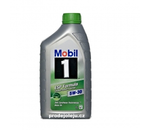 Mobil1 ESP FORMULA 5W-30 - 1 litr