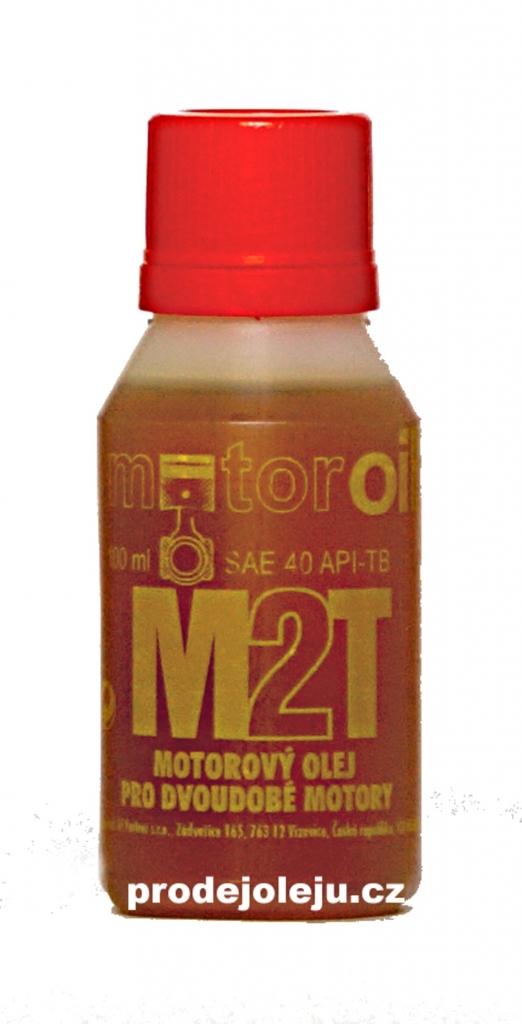 Sheron motorový olej M2T - 100 ml