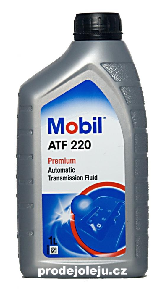 Mobil ATF 220 - 4x1 litr