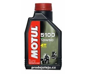 MOTUL 5100 Ester 4T 10W-50- 1 litr