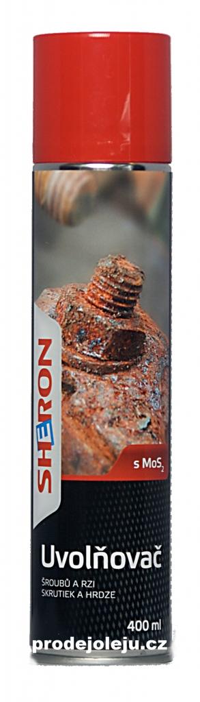 Sheron uvolňovač šroubů a rzi - 400 ml