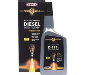 Wynn´s Formula Gold Diesel System Treatment - 500 ml