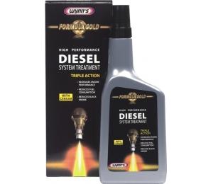 Wynn´s Formula Gold Diesel System Treatment - 500 ml