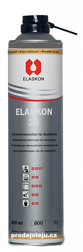 Mazivo Elaskon 30 - 600 ml