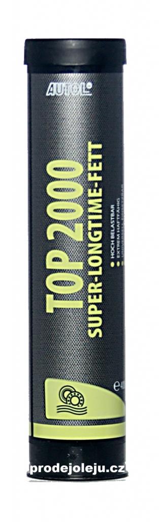 Eni-Agip AUTOL TOP 2000 longtime - 400g