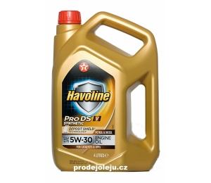 Texaco Havoline ProDS V 5W-30 - 4L