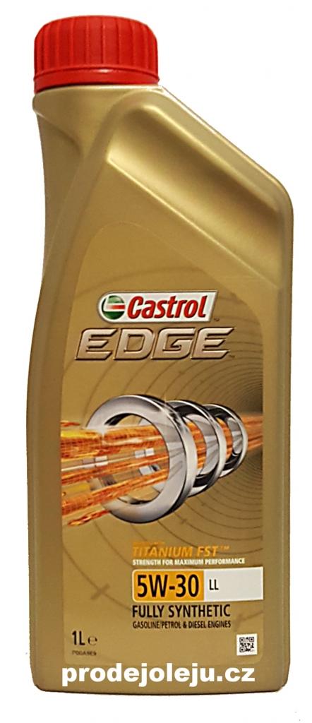 Castrol EDGE Titanium FST 5W-30 LL - 1L