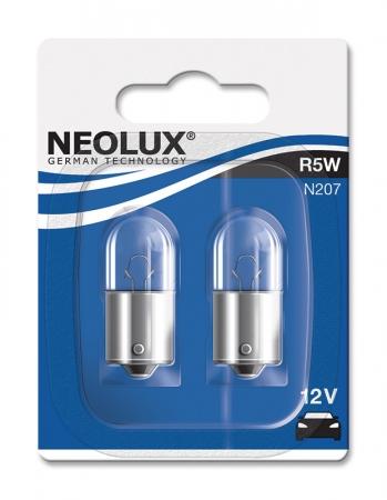 NEOLUX R5W 12V Standard duo - 1 balení
