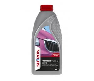 SHERON Antifreeze Maxi D -30°C - 1L