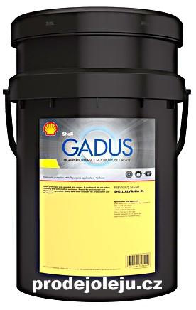 Shell GADUS S2 V 220 AD 2 Retinax HDX 2 - 18 kg