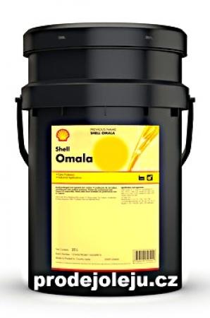 Shell OMALA S2 GX 320  20L