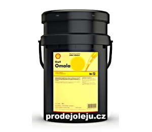 Shell Omala S4 WE 220 - 20L