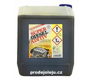 Vif super diesel aditiv aditiva do nafty letní - 5L