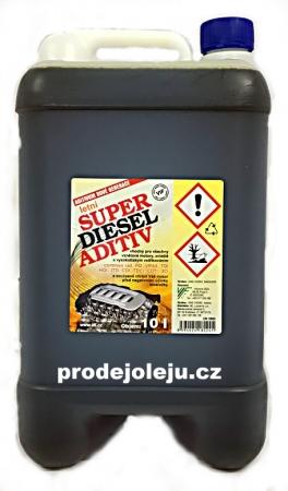 Vif super diesel aditiv aditiva do nafty letní - 10L