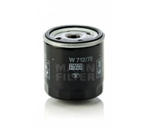 Olejový filtr MANN W712/75 - 1 ks