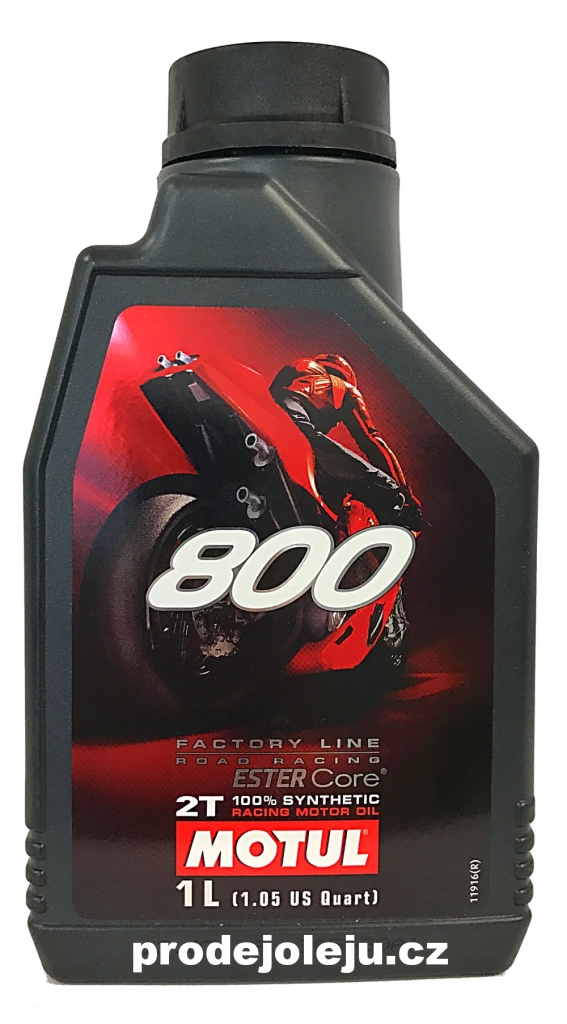 MOTUL 800 2T Road Racing - 1L