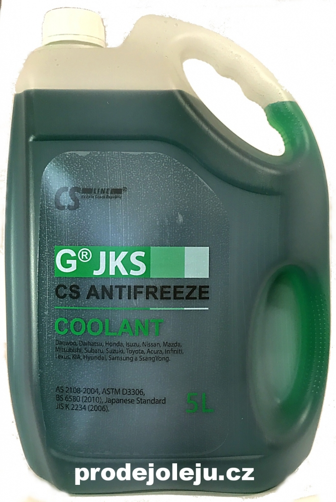 CS ANTIFREEZE G JKS - 5L
