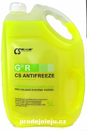 CS ANTIFREEZE G R - 5L