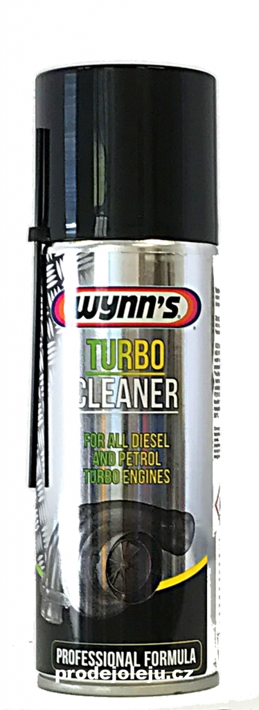 Wynn´s Turbo Cleaner sprej - 200 ml