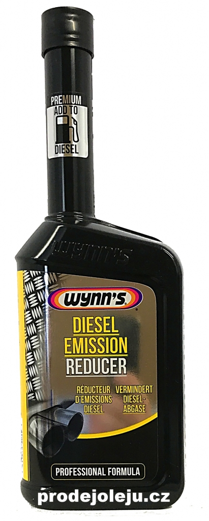 Wynns Diesel Emission Reducer  - 500 ml