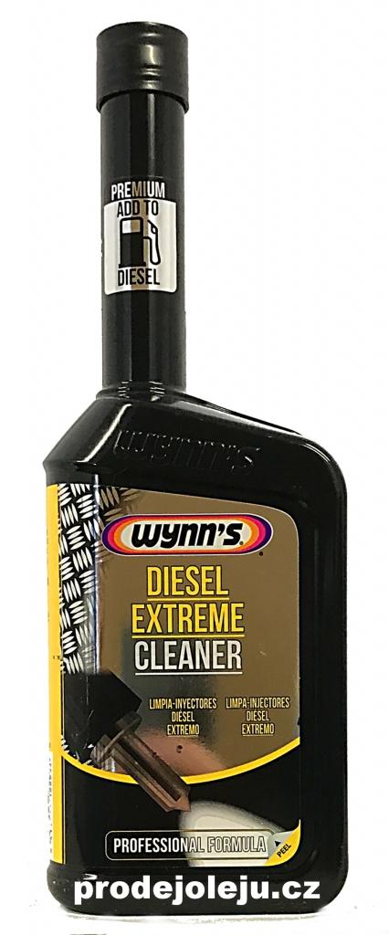 Wynns Diesel Extreme Cleaner - 500 ml