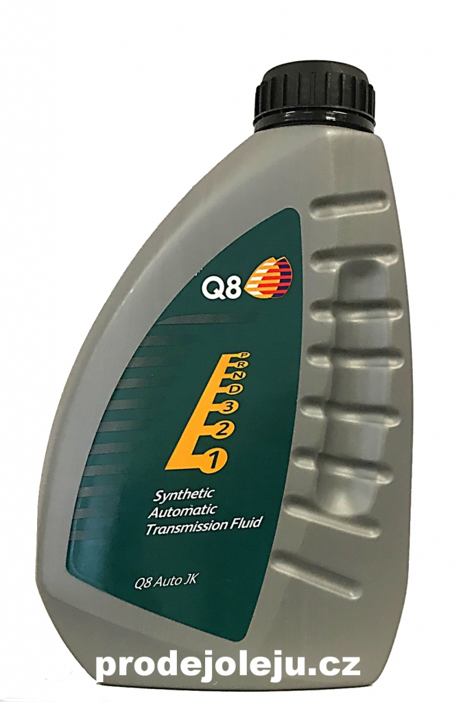 Q8 Auto JK - 4x1 litr