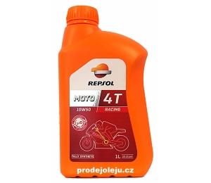 REPSOL MOTO RACING 4 T 10W50 - 1 litr