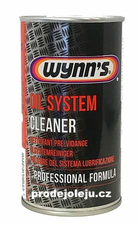 Wynns čistič olejových systémů Wynns Oil System Cleaner - 325 ml