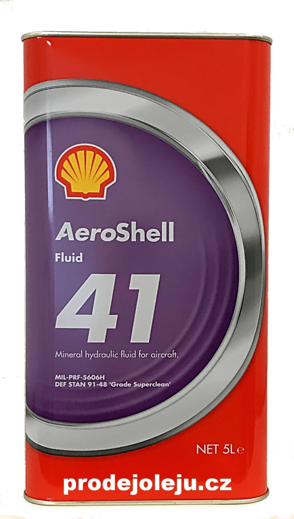 Shell AeroShell Fluid  41 - 5L