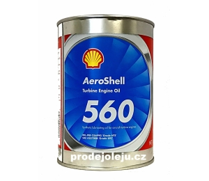 Shell AeroShell Turbine oil 560 - 0,946L