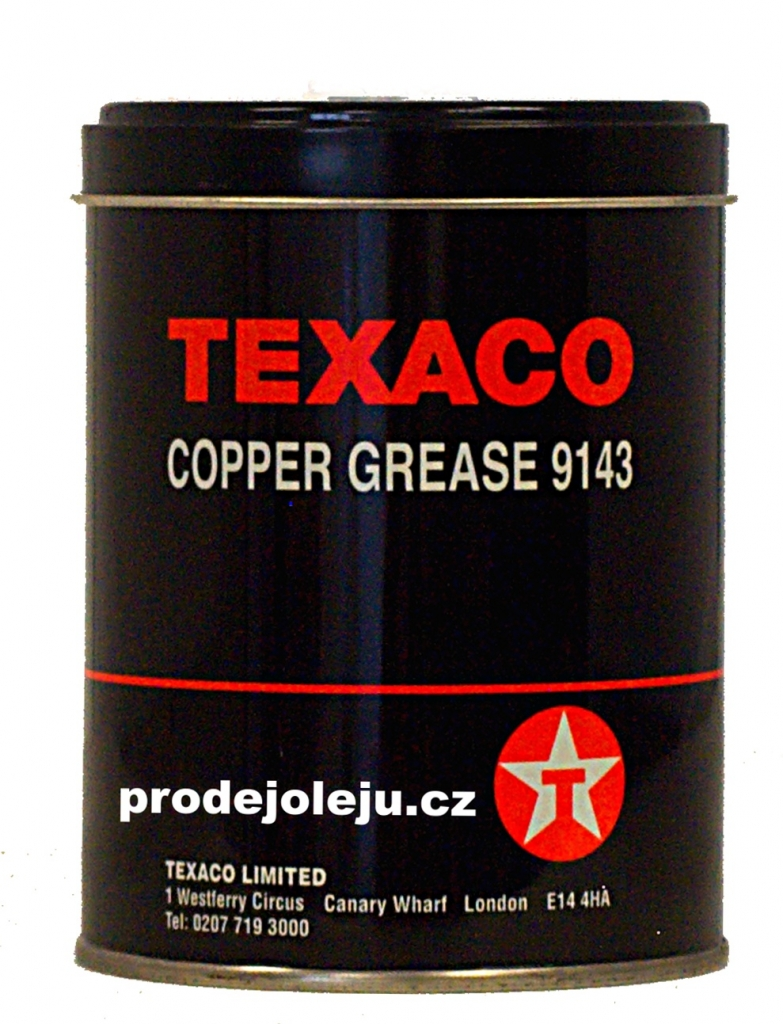 Texaco Copper Grease 9143 - 500g