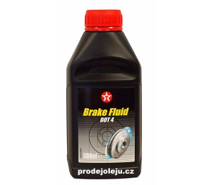 Texaco Brake Fluid DOT 4 - 0,5L