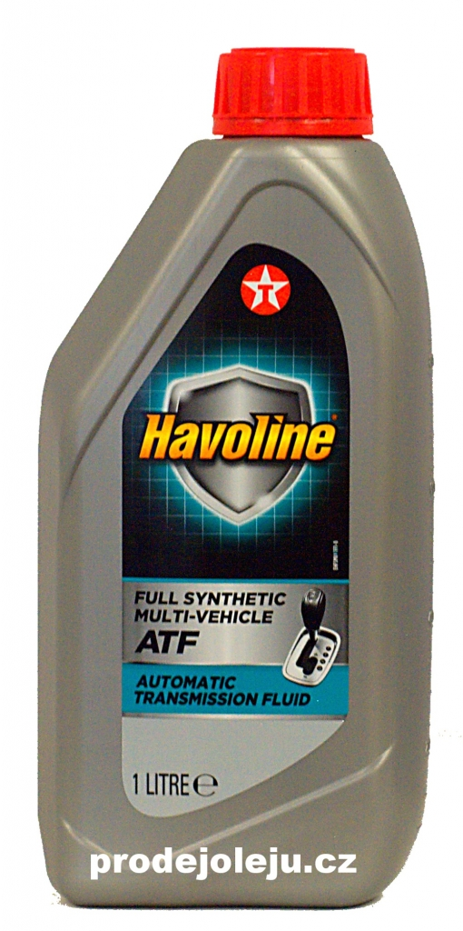Texaco Havoline FS Multi-Vehicle ATF - 1L