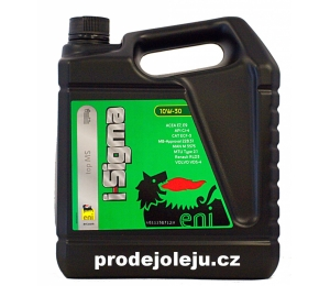 Eni i-Sigma top MS 10W-30 - 5L