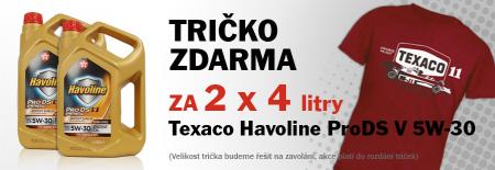Texaco Havoline ProDS V 5W-30 - 2x4L
