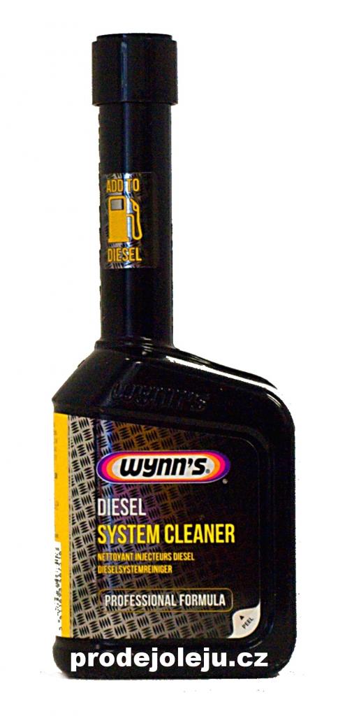 WYNN´S Diesel Systém Cleaner - 325 ml
