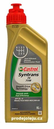 Castrol Syntrans FE 75W- 1L