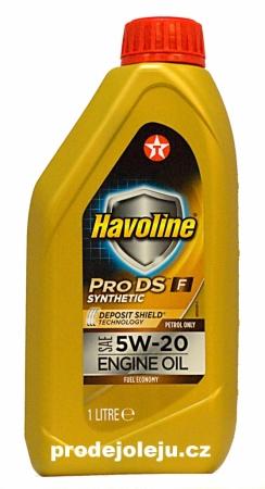 Texaco Havoline ProDs F 5W-20 - 1L