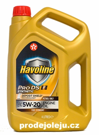 Texaco Havoline ProDs F 5W-20 - 4L