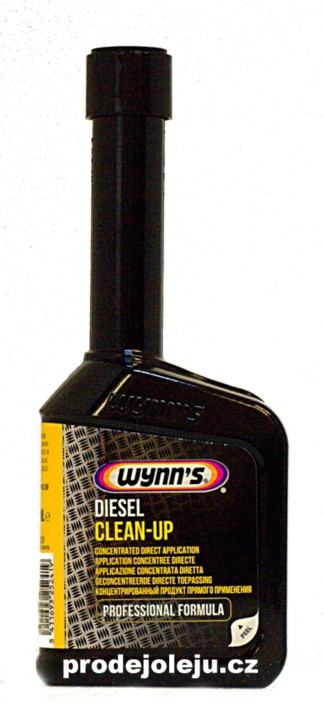 Wynn´s Diesel Clean-Up - 325 ml